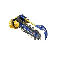 AUGER TORQUE - MT900 - 900MM DIRECT DRIVE TRENCHER  image